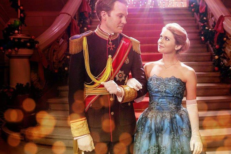 Photo: A Christmas Prince/ Netflix