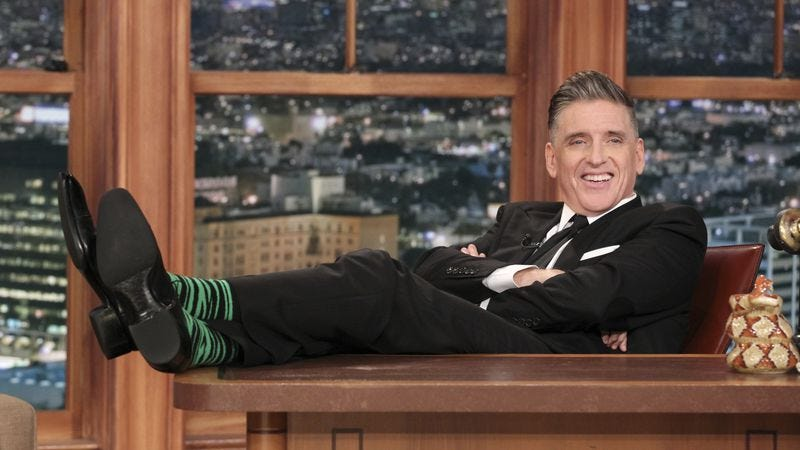 Craig Ferguson Has A New Tv Show Based On One Of His Tattoos