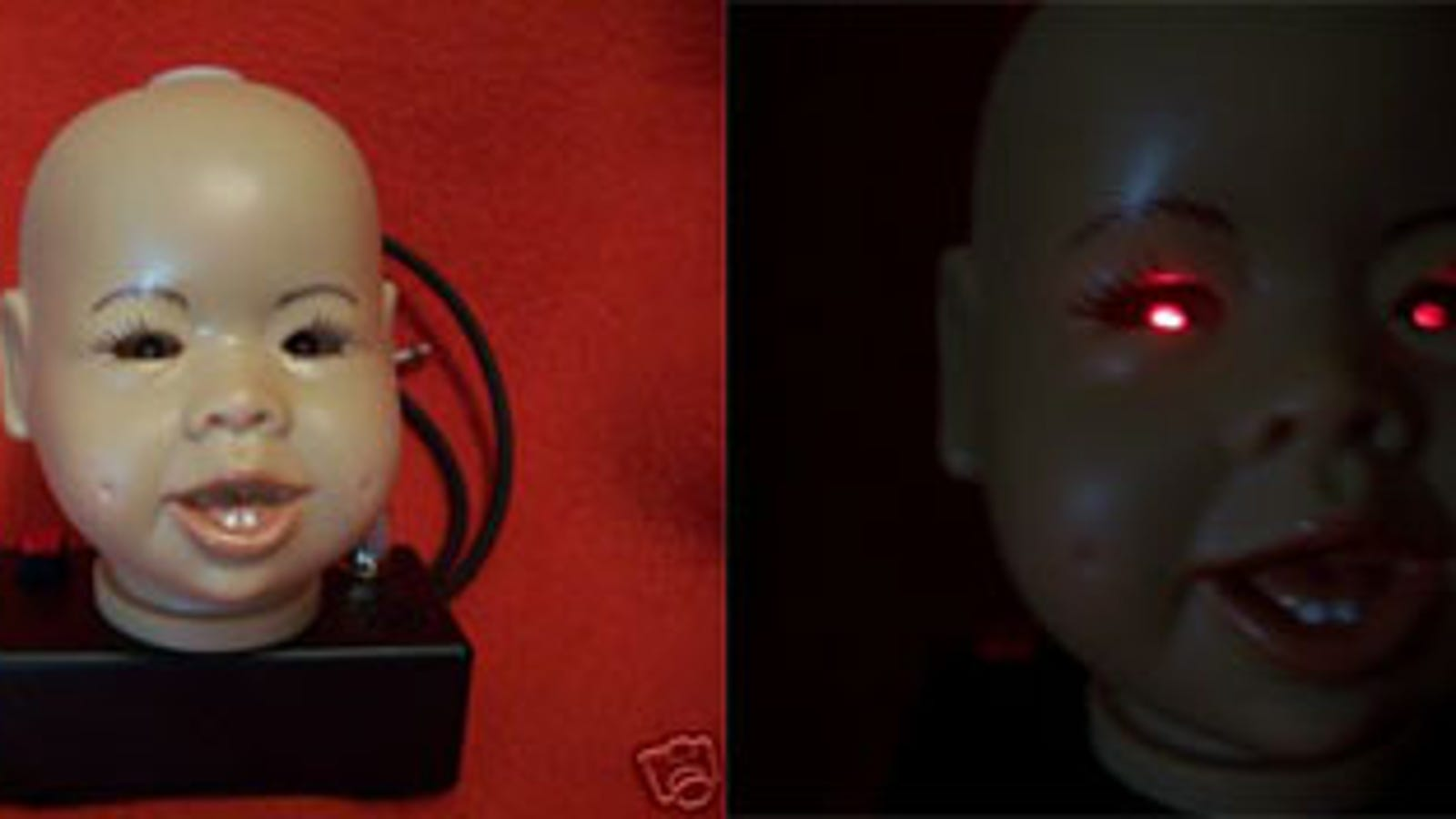 Dismembered Baby's Head Theremin is One Badass Musical
