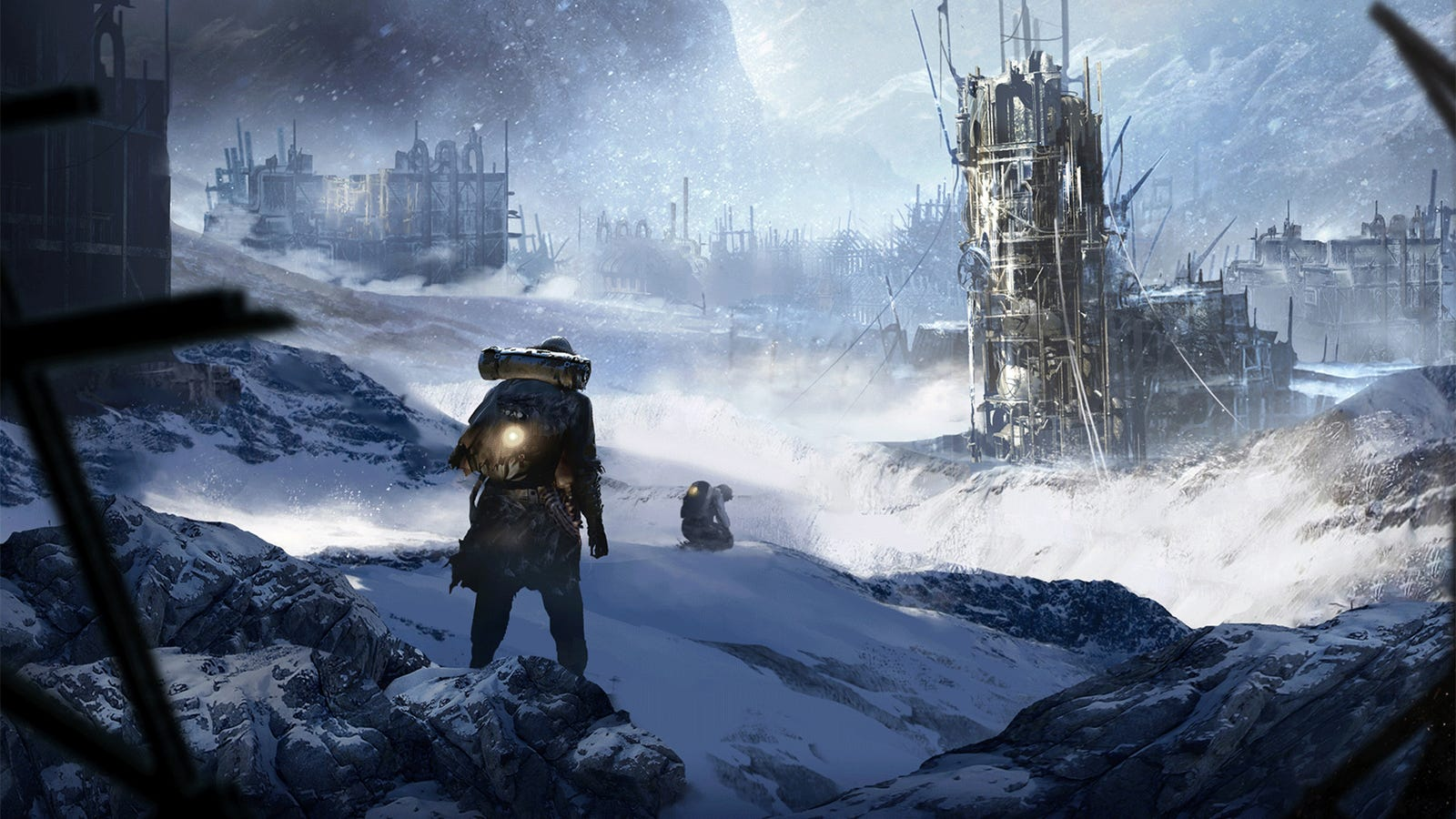 Frostpunk 2018 Game Wallpapers: The Art Of Frostpunk