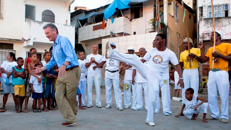 Michael Palin and friends