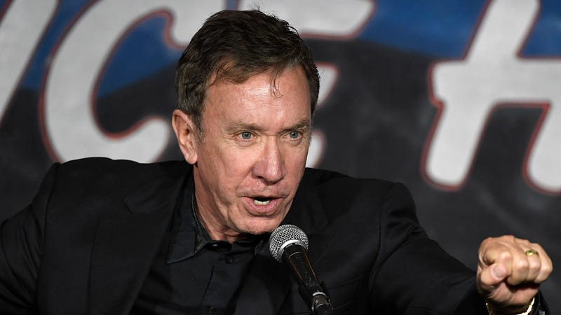 Cool guy Tim Allen. (Michael Schwartz/WireImage via Getty Images)