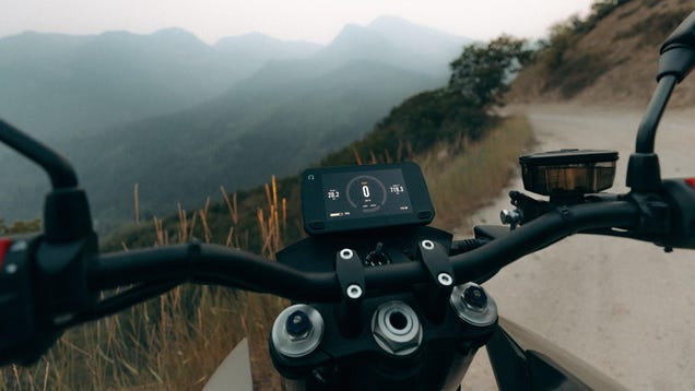 2022 Zero Motorcycles Are Getting An Electronics Revamp