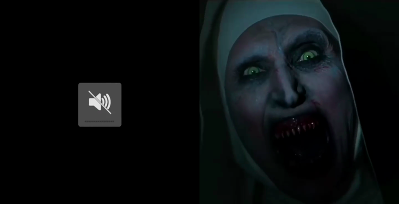 Illustration for article titled YouTube Pulls Jump Scare Ads for The Nun After Revolted Users Revolt