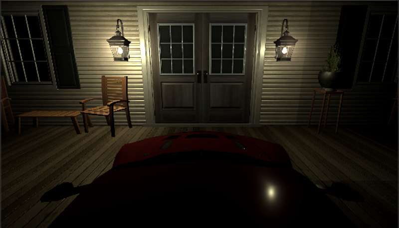 Illustration for article titled Gone Home But You're A Car