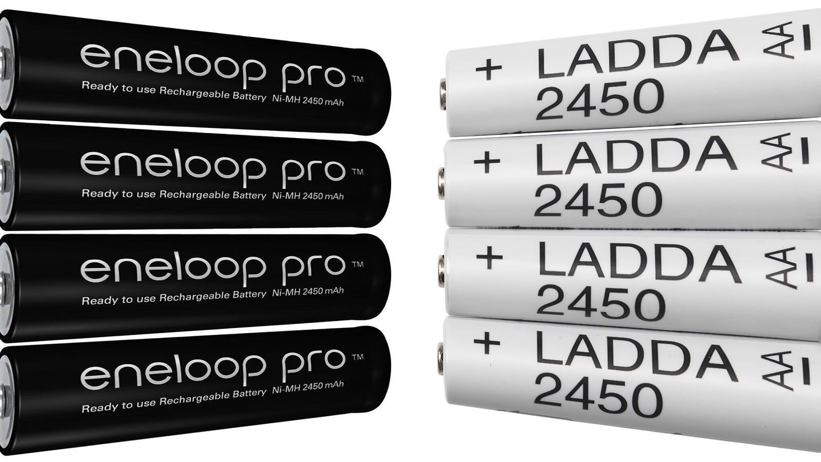 Are Ikea's $7 Rechargeable Batteries Actually Pricey Eneloop Pro AAs in Disguise?
