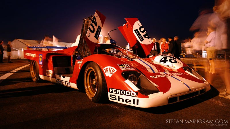 Illustration for article titled Your Ridiculously Cool Ferrari 512 Wallpaper Is Here