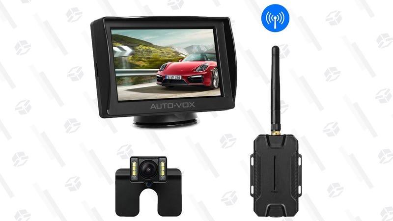 Auto-Vox M1W Wireless Backup Camera Kit | $64 | Amazon
