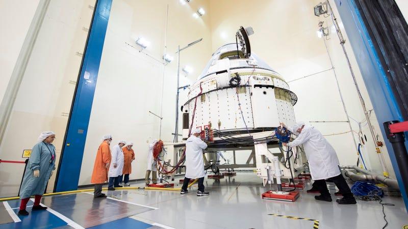 Illustration for article titled Boeing pospone su vuelo a la ISS semanas después de que SpaceX completara con éxito el suyo