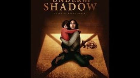 Under The Shadow is a Babadook for war-torn Iran