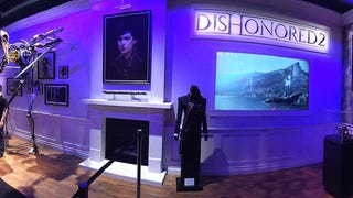 <i>Dishonored 2</i>'s PAX Booth Is Pretty Cool