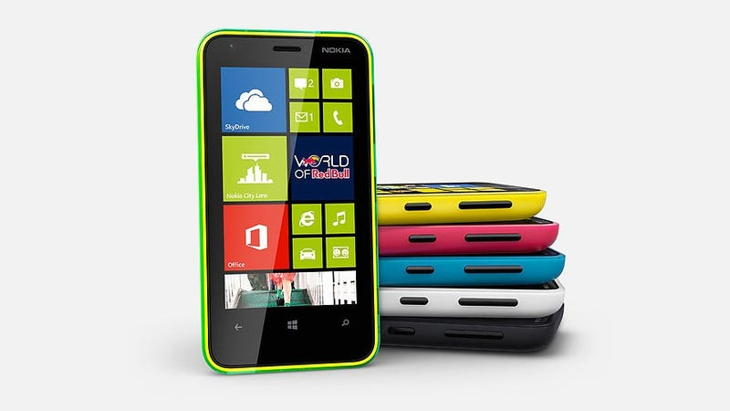 Illustration for article titled Nokia's New Lumia 620: Windows Phone 8 on the Cheap