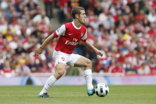 """Illustration for article titled Arsenal Midfielder Jack Wilshere Accused Of """"Taking Upskirt Photos In Club"""""""