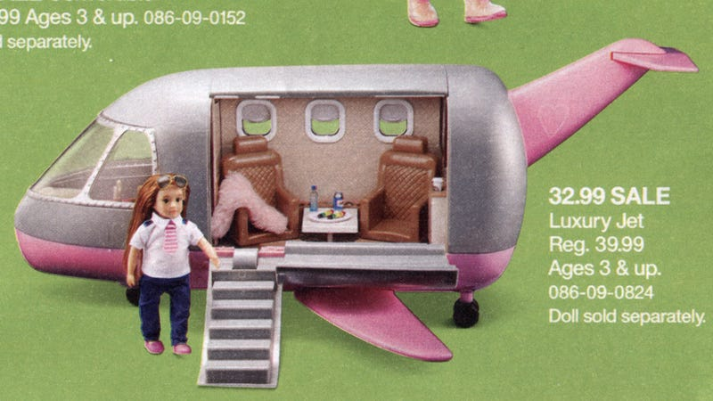 Illustration for article titled Lori Luxury Jet