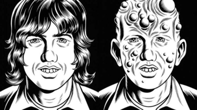 Illustration for article titled David Fincher is still planning on adapting Charles Burns' Black Hole (someday)