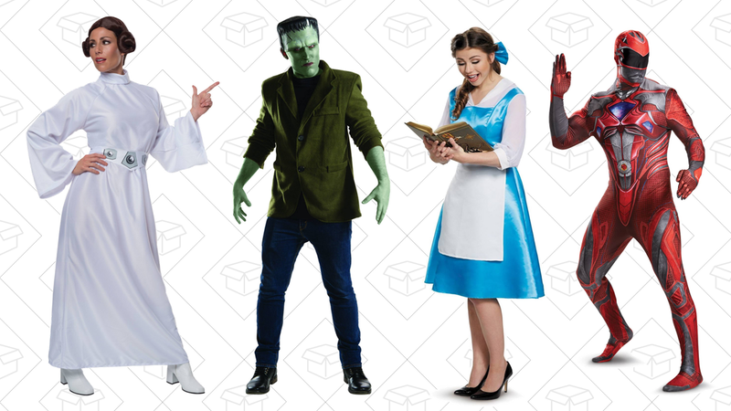 Buy One Get One 50% Off Halloween Costumes