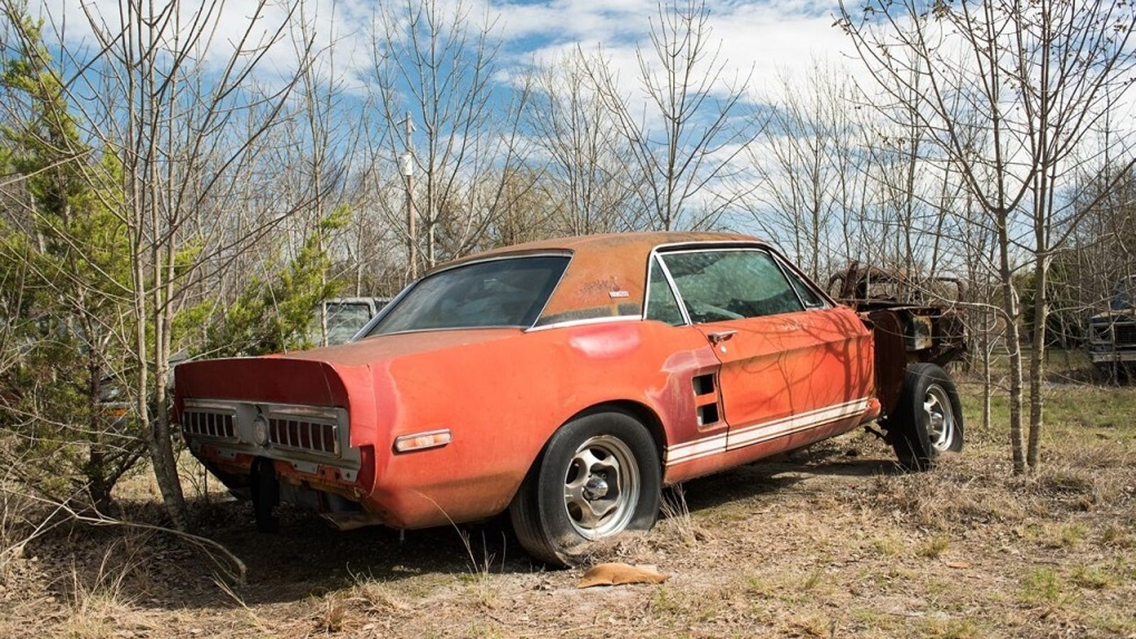 Missing 1967 Ford Shelby GT500 Prototype Miraculously Discovered 50 Years Later
