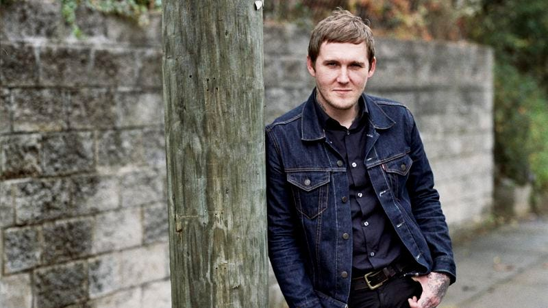 Illustration for article titled The Gaslight Anthem's Brian Fallon shines on his solo debut
