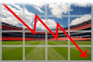 Illustration for article titled Sports And The Faltering Economy