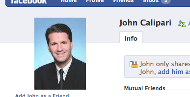 Illustration for article titled Fake John Calipari Is Terrorizing Facebook...And Other Things Of Note