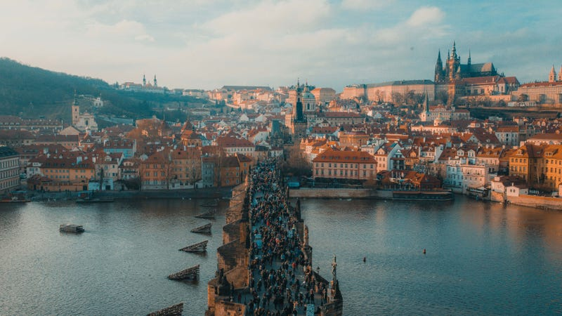 Central Europe Vacation Package | $1,549+ | Gate 1 Travel | Promo code TZWACE