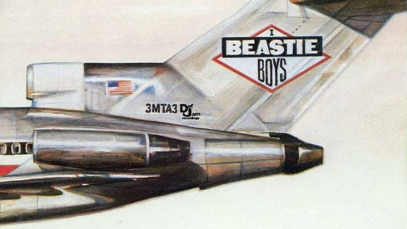 Illustration for article titled 30 years later, how does Beastie Boys' Licensed To Ill hold up?