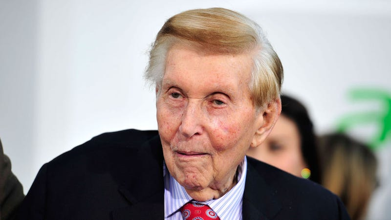 Illustration for article titled Sumner Redstone's Final Days Are One Big Dramatic (and Possibly Coerced) Sex Party