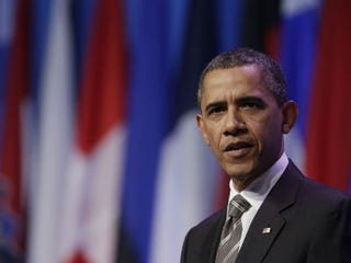 Barack Obama (John Gress/Getty Images)
