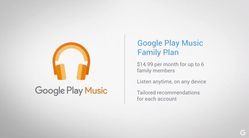 Illustration for article titled Google's New Family Plan for Music Is a Damn Good Deal