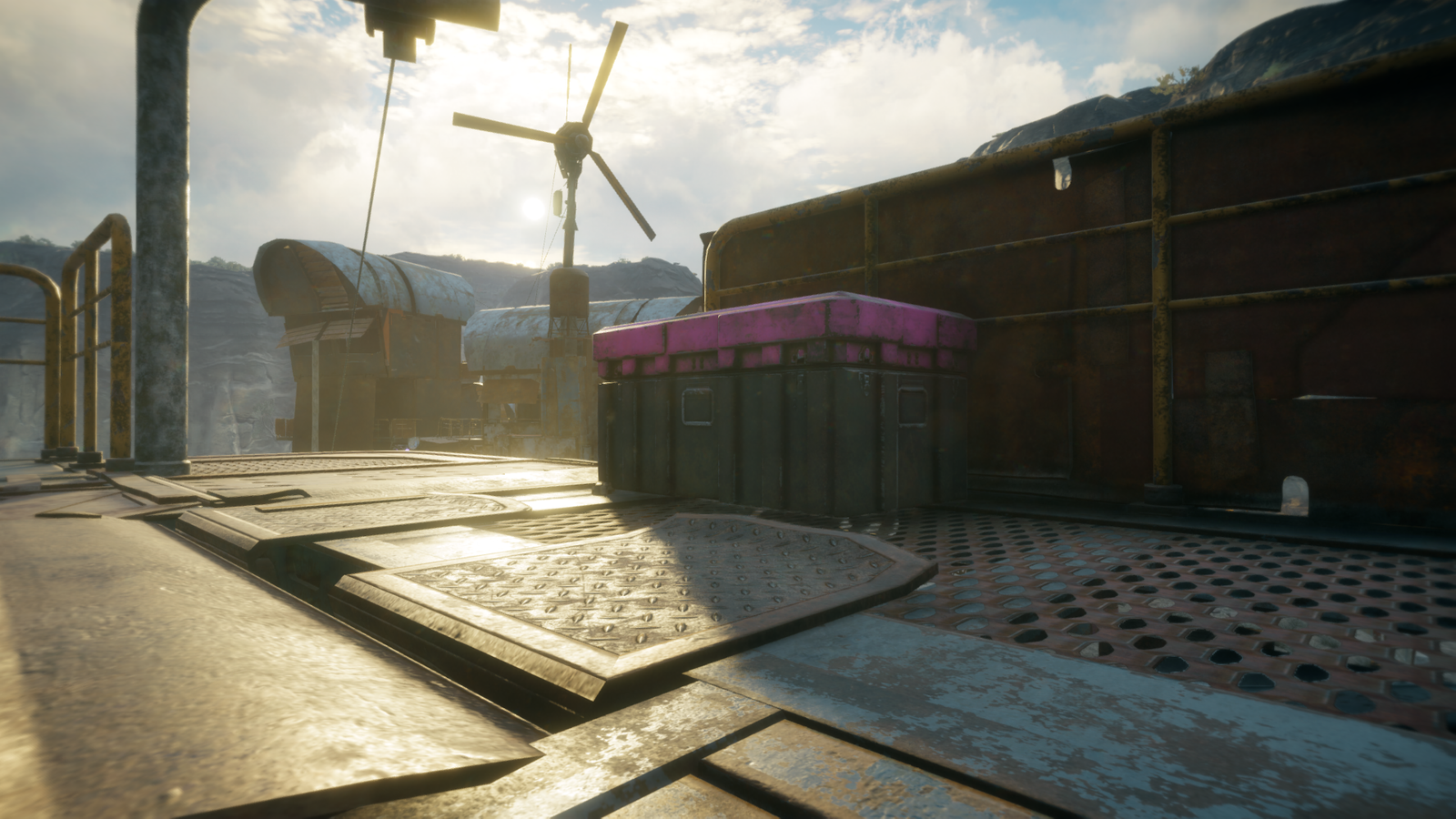 Searching For Crates In Rage 2 Sucks
