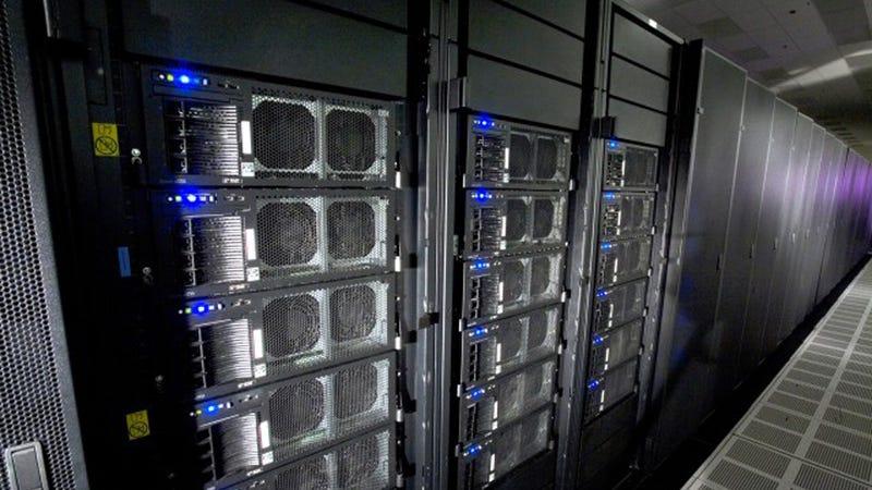 2009's Fastest Supercomputer Goes Dark Today