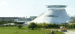Illustration for article titled Así será el Museo de Arte George Lucas: digno de otra galaxia