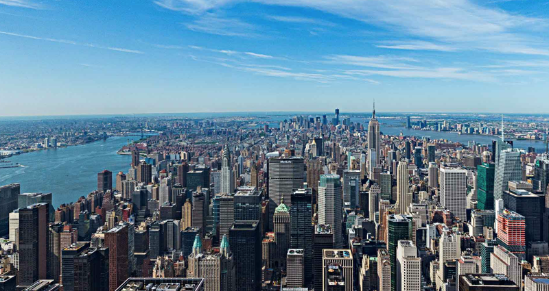 How high is too high? The view from 1,271 feet at 432 Park
