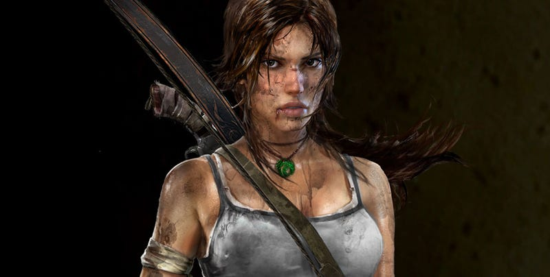 Illustration for article titled Watch Us Play the New Tomb Raider. Right Now. [UPDATE: stream over]