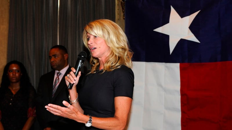 Illustration for article titled Sources Say Wendy Davis Is Definitely Running For Governor