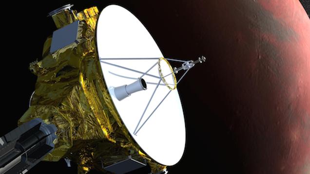 Kerberos Moon Of Plluto: NASA's New Horizons Spacecraft Awakens To Begin Pluto Mission