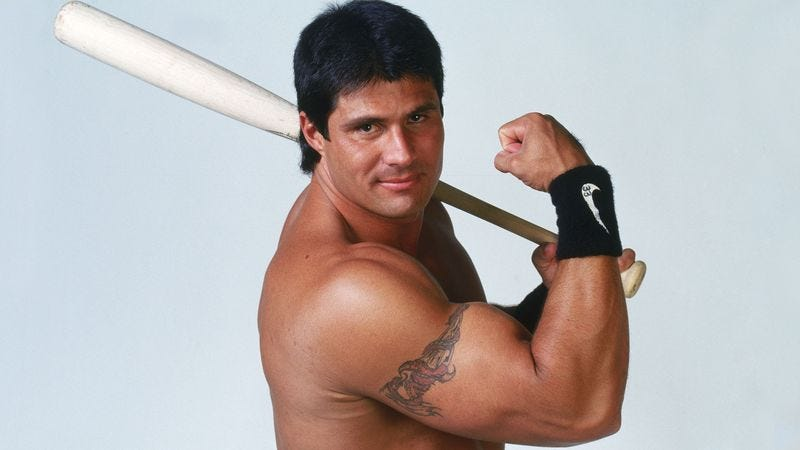 Illustration for article titled Baseball Hall Of Fame Getting Depraved Urge To Induct Jose Canseco