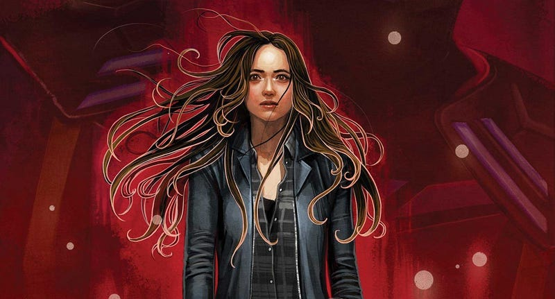 Illustration for article titled Did Skye Just Become The Biggest Badass On Agents Of SHIELD?