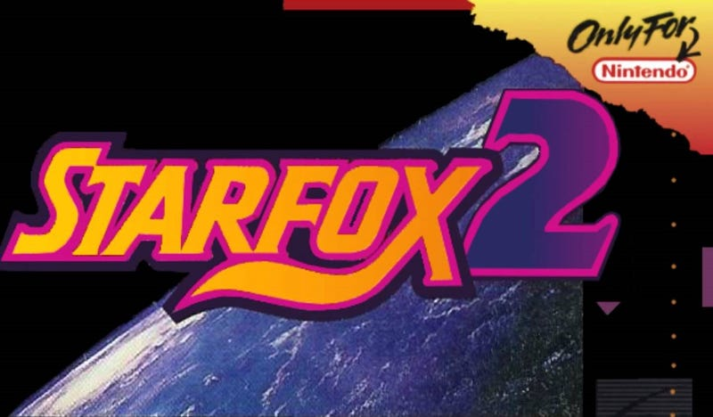 Illustration for article titled That Time Nintendo Canceled The Nearly Finished Star Fox 2