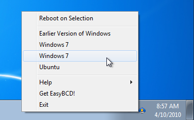 Illustration for article titled iReboot Lets You Skip the Boot Manager, Restart Straight into Another OS