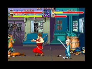 Illustration for article titled Download Final Fight 2 Player