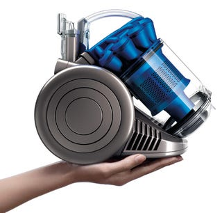 Illustration for article titled Dyson Makes Its Smallest Vacuum Cleaner Yet, The City DC26