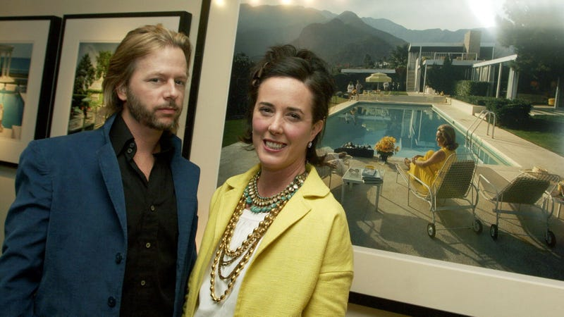 Illustration for article titled David Spade pays tribute to sister-in-law Kate Spade