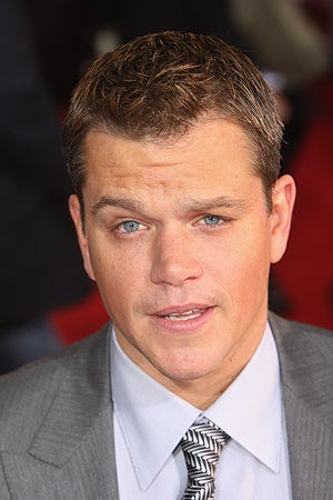 Illustration for article titled Matt Damon Is Reluctantly Sexy