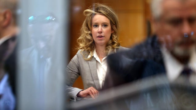 If You're Reading This, You're Not Welcome on the Elizabeth Holmes Jury