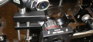 The World's Fastest Camera Can Capture Chemical Reactions in Action