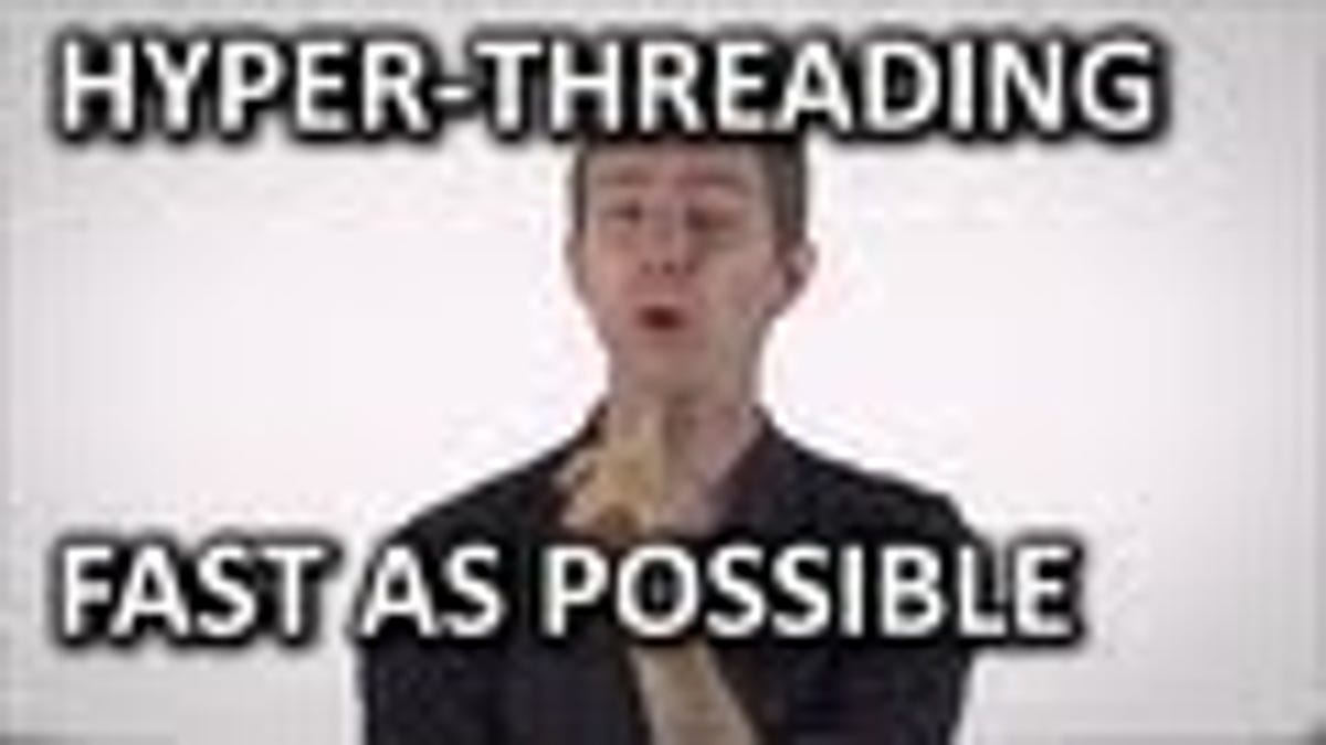 How Hyper-Threading Works (and When You Want It In Your PC)