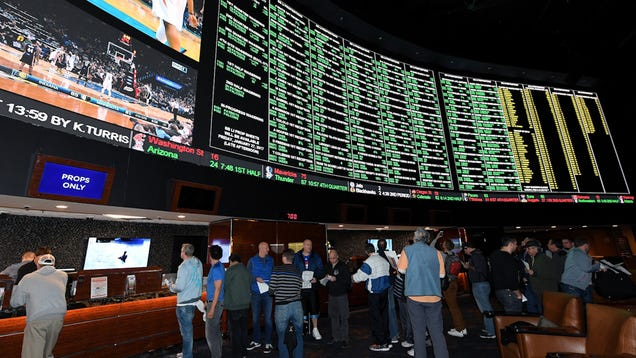 Why Is March Madness The Only Time We Get To See Good, Old Fashioned, Fundamental Gambling?