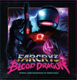 Illustration for article titled Far Cry 3: Blood Dragon soundtrack