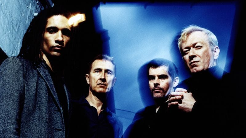 Illustration for article titled Andy Gill of Gang Of Four